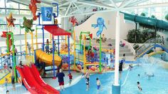 Stuck inside again with the kids on a rainy day? Check out this post on Sydney's best indoor pools for kids.