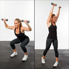 hips, butt, and thighs workout from celebrity trainer Michelle Lovitt