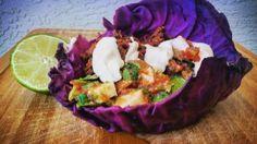 Raw Vegan Walnut Tacos: Oil-Free, Fresh, and Delicious