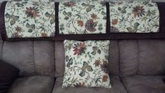 Couch pillows for Joan