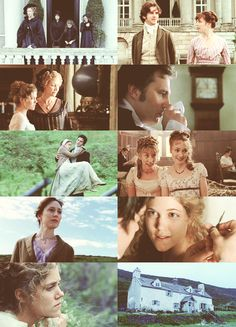 Sense and Sensibility - Just watched this recently. I like some of both versions of S.
