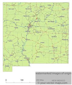 51 Best US state maps images | Us state map, Printable cards ...