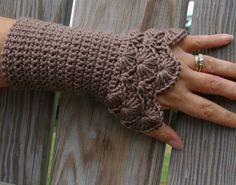 Arm warmers Fingerless guantes de encaje Arm por CandacesCloset