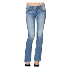 Miss Me 'M' Logo Skinny Jeans