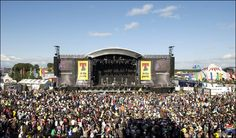 T in the park- fave festival