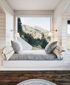 Reading nook. With that view, yes :)