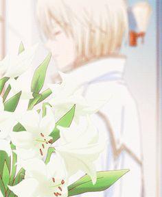 1k my gifs *** 500 akagami no shirayukihime izana wistalia snow ...