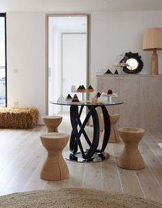 Dining room | Craft | New craftsman | Wood | Cork | Neutral | Modern | 築硯國際  www.juyancasa.com