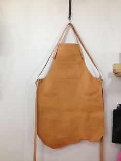 leather apron  miroarte.kr