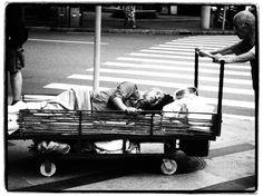 Krankentransport in Shanghai