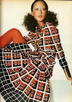 Pat Cleveland in Vogue?