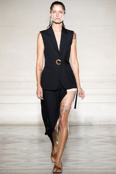 Maison Martin Margiela Spring 2015 Ready-to-Wear - Collection - Gallery - Look 9 -   | Le Fevrier |