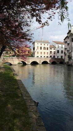 Ponte San Francesco - Treviso - Italy - photo Roberto Palazzo