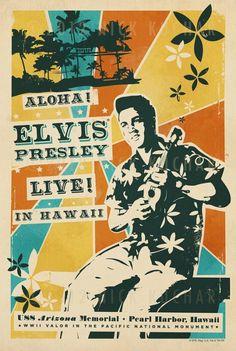 Elvis Remembers Pearl Harbor – Elvis Presley