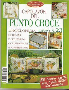 (3) Gallery.ru / Фото #1 - Punto Croce Enciclopedia 23 - natalytretyak