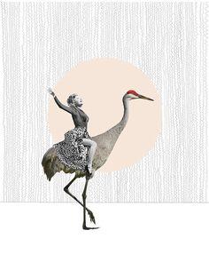 콜라주 by Alexandra Ethell - kaoong | Vingle | 그래픽 디자인, 일러스트레이션