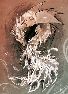 Find images and videos about fanart, draco malfoy and drarry on We Heart It - the app to get lost in what you love. Fanart Harry Potter, Draco Malfoy Fanart, Harry Potter Draco Malfoy, Draco And Hermione, Harry Potter Drawings, Harry Potter Movies, Hermione Granger, Severus Snape, Ron Weasley