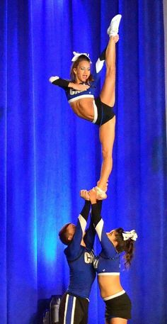 Cheer is not all about the pom poms!