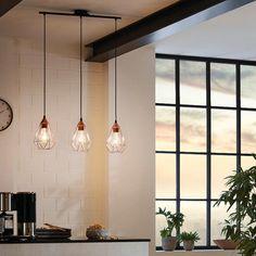 Licht Trend M Archaic Hngeleuchte Im Vintage Look See More BAYTTERR Design 2x Industrielle LED Pendelleuchte 30cm Fr E27