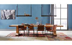 Hanglamp vorm zwart metaal - 8160609-01 Conference Room, Interior Design, Table, Furniture, Header, Home Decor, Blog, Beautiful, Nest Design