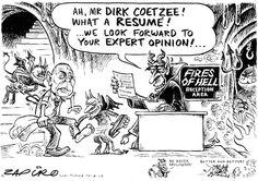 Dirk Coetzee Dies