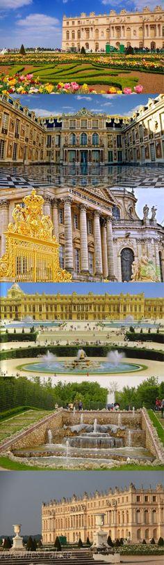 Versailles Palace, Paris: