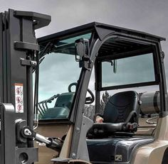 TuffCab Windshield Panel Cab Forklift parts and products  Clearcap.com