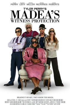 Tyler Perry's Witness Protection Program