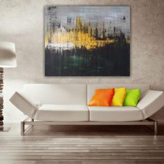 "26 likerklikk, 1 kommentarer – Elisabeth Larem, Bodø Norway (@elisabeth_larem_galleri) på Instagram: ""Maleri 100x120 cm. Til salgs. . . . #art #bodø #norway #interiør #artist #painting #visning…"" Flat Screen, Painting, Pictures, Blood Plasma, Painting Art, Flatscreen, Paintings, Painted Canvas, Dish Display"