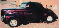 Hot Rod of the Week: 1941 Willys Coupe