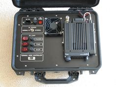 PORTABLE GO-KIT RADIO STATION: This site has a lot of good ideas for portable stations.