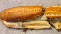 Billede af steak sandwich