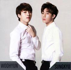 Woohyun Sunggyu
