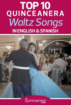 The Quinceanera waltz is one of the most endearing traditions for a Quinceanera, as it symbolizes the first dance with her father as a young woman.