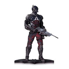 It's The Batman Arkham Knight Statues - Arkham Knight Statue. Who is the Arkham Knight? Play the highly anticipated Batman: Arkham Knight video game to find out, then display this intricately detailed Batman Arkham Knight, Batman Vs Superman, Batman Robin, Comic Book Heroes, Comic Books, Crime, Red Hood Jason Todd, Statues For Sale, Gotham City