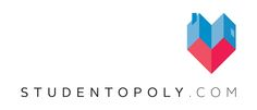 Studentopoloy Logo, our most recent branding work.