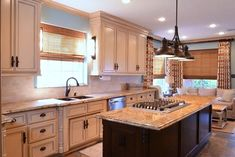 29 best island cooktop images new kitchen island - Kitchen island with cooktop and seating ...