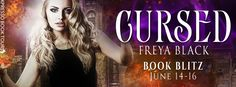♥Enter the #giveaway for a chance to win a $10 GC♥ StarAngels' Reviews: Book Blitz ♥ Cursed by Freya Black ♥ #giveaway $10...