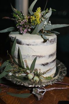 ideas for birthday flowers beautiful bouquet Naked Wedding Cake, Wedding Cake Rustic, Rustic Cake, Wedding Cakes, Australian Party, Australian Christmas, Australian Native Flowers, Australia Cake, Cake Pops