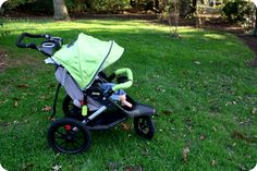 J is for Jeep Jogger Stroller