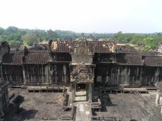 Sleeping city under the jungle. Suryavarman Ⅱ had a powerful kingdom as gods, made the Angkor Wat, which means that tomb and temple.  Angkor Wat was built in the 12th century, had expressed t…