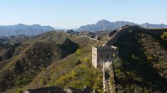 Great Wall of China - Gubeikou to Jinshanling Trek - For travel tips and photos http://ajourneyintotheunknown.com