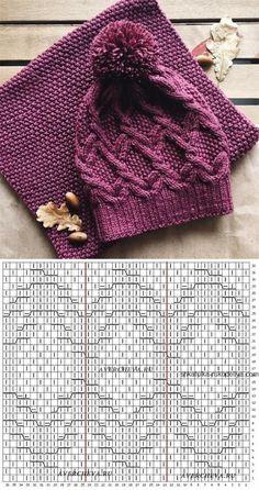 Knit Vest Pattern, Knitting Patterns, Knitted Hats, Knit Crochet, Stitch, Creative, Fashion, Groomsmen, Crochet Accessories