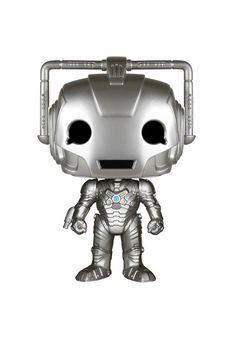 DOCTOR WHO Funko Pop! TV: Doctor Who - Cyberman
