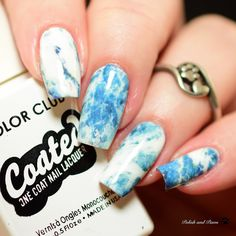 Beauty Big Bang Marbled Water Decals BN-616