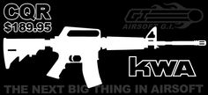 The next big thing in airsoft