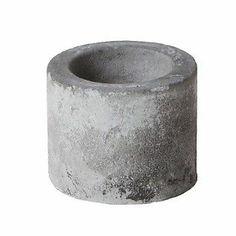 10 pcs. tea light holders cement from GRANIT | eBay