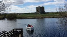 """65 Likes, 1 Comments - @MyLastBite Jo Stougaard (@mylastbite) on Instagram: """"You have to take a wee boat to reach #ThreaveCastle. 🛶🏰 #TwitterChat with @AboutScotland today at…"""""""