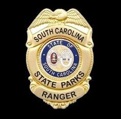 South Carolina State Park Ranger badge