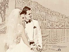 Gizem Vural Dış Mekan Çekimleri Wedding Dresses, Statue, Fashion, Bride Dresses, Moda, Wedding Gowns, Fasion, Dress Wedding, Sculpture